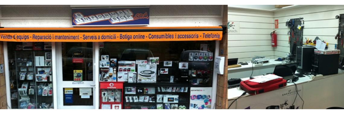 Botiga InformatSCP Foto 1