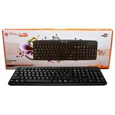 Talius teclado 825 black USB (Espera 3 dias)