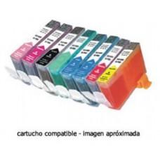 CARTUCHO COMPAT. CON CANON CLI-521 MAGENTA MP54