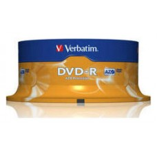 DVD-R VERBATIM 4.7GB 25U