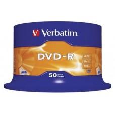 DVD-R VERBATIM 4.7GB 50U