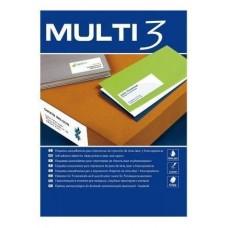 ETIQUETAS APLI MULTI3 105X174M