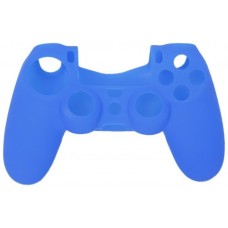 Funda Silicona Azul Mando PS4