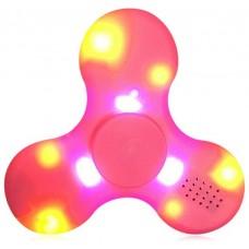 Spinner LED Speaker Rosa