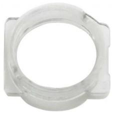 Marco Plástico Circular Cámara Frontal iPhone 8 (Espera 2 dias)