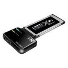 SONIDO CREATIVE SB X-FI XTREME NOTEBOOK XPRESS CARD