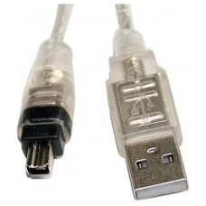 Cable Usb a Ieee 1394 4 Pines