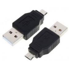 Adaptador USB a Micro USB M/M (Espera 2 dias)