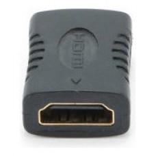 Gembird A-HDMI-FF HDMI HDMI Negro adaptador de cable