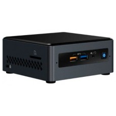 Intel NUC BOXNUC7CJYSAL2 PCs/estación de trabajo J4005 UCFF Intel Celeron J 4 GB DDR4-SDRAM 32 GB eMMC Windows 10 Mini PC Negro (Espera 4 dias)