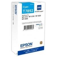EPSON Cartucho Cian XXL 4000 paginas WorkForce Pro (Espera 3 dias)