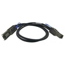 QNAP CAB-SAS30M-8644-8088 1m Negro cable Serial Attached SCSI (SAS)