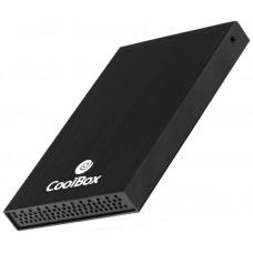 CAJA EXTERNA 2.5 COOLBOX SATA SLIMCHASE A-2512 USB2.0