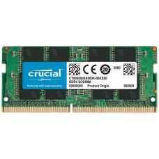 MEMORIA CRUCIAL SODIMM DDR4 4GB 2666 MHZ CL19 (Espera 4 dias)