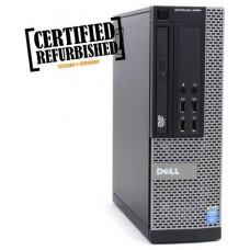 Dell Optiplex 9020 SFF - Intel Core i5-4590 2,9 Ghz -
