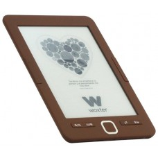 "E-BOOK WOXTER SCRIBA 195 6"" 4GB E-INK CHOCOLATE (Espera 4 dias)"