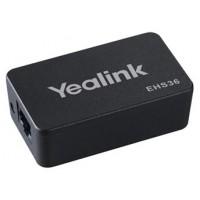 Yealink Adaptador Auricular EHS36