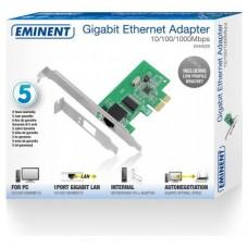 Eminent Red PCI-E Approx pcie1000 gigabit (Espera 4 dias)