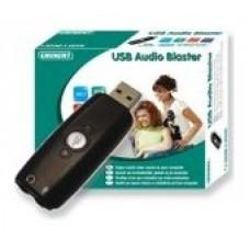 EWENT EW3751 Adaptador Usb soundcard 5.1