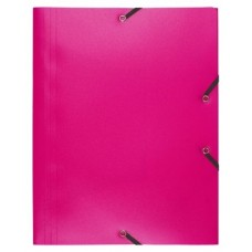 CARPETA EXACLAIR PP A4 FUCSIA