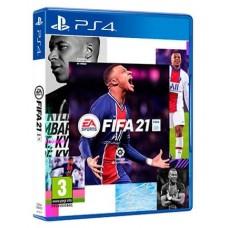 SONY-PS4-J FIFA 21 EE