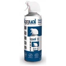 iggual Spray aire comprimido 400 ml SAC400