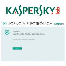 ANTIVIRUS ESD KASPERSKY 1 US RENOVOVACION LIC ELEC (Espera 4 dias)
