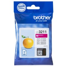 CARTUCHO BROTHER LC3211M 200PG MAGENTA