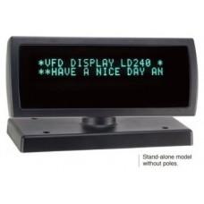Visor para clientes LD240 VFD negro conexion USB 2 (Espera 3 dias)