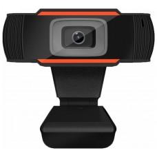 Webcam FHD 1080P / Micrófono  /USB/ JACK Negro L-LINK (Espera 2 dias)