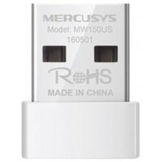 ADAPTADOR RED MERCUSYS MW150US USB2.0 WIFI-N/150MBPS (Espera 4 dias)