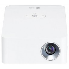 PROYECTOR LED LG PH30JG HDREADY 200L BLANCO HDMI USB SCREENSHARE BATERIA SOPORTE