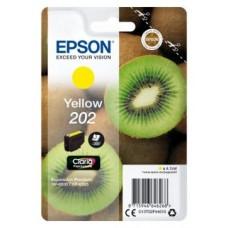 Epson Cartucho 202 Amarillo