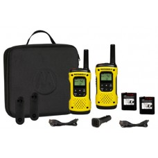 WALKIE-TALKIE MOTOROLA TLKR-T92H2O AMARILLO PACKS2