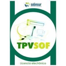 SOFTWARE TPVSOFT LICENCIA ELECTRO GESTION TPV MONO