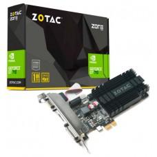 Zotac ZT-71301-20L tarjeta gráfica NVIDIA GeForce GT 710 1 GB GDDR3 (Espera 4 dias)
